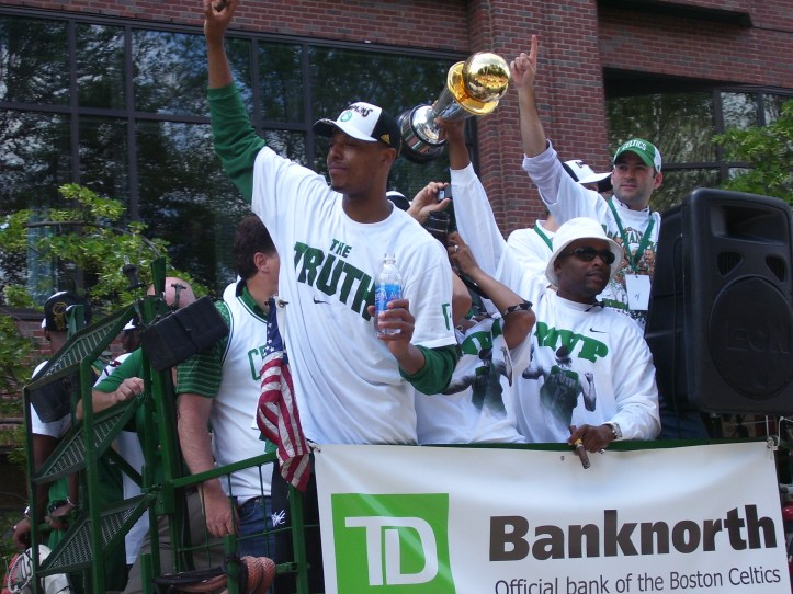 Image result for thank you paul pierce