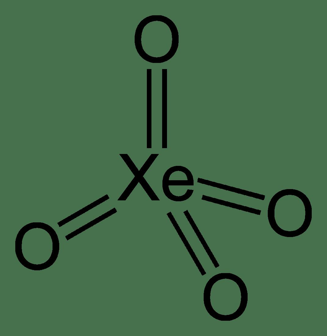 Xenon Tetroxide