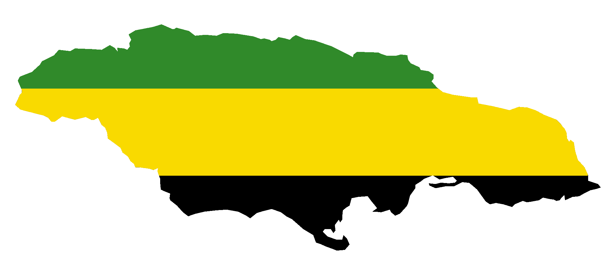 File Flag Map Of Jamaica Proposed Flag