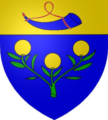 Герб на принца на Оранж