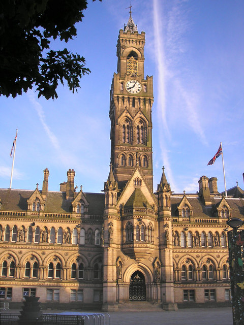 Bradford City Hall Wikipedia