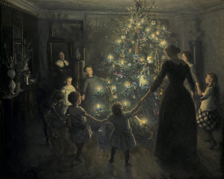 Happy Christmas, by Johansen Viggo.