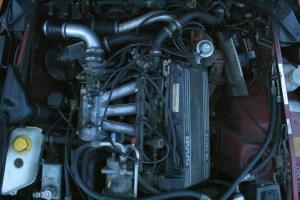 File:20081223 1989 Saab 900 Turbo motor 2jpg