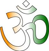 Aum symbol.
