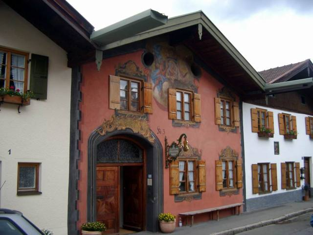Geigenbauermuseum Mittenwald. Violi museum