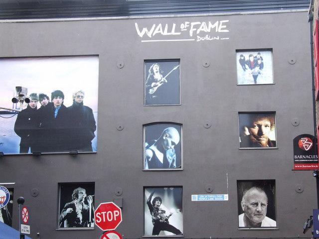 Irish Music Hall Of Fame Wikipedia
