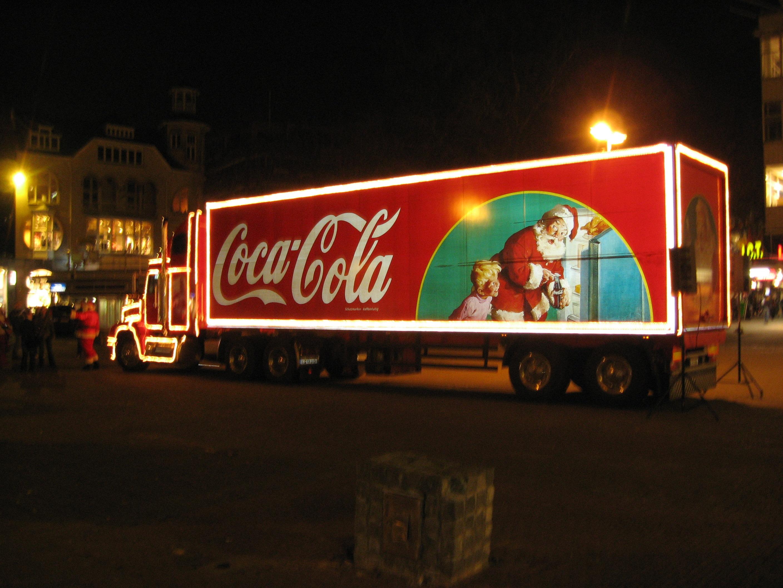 Craciunul Coca Cola