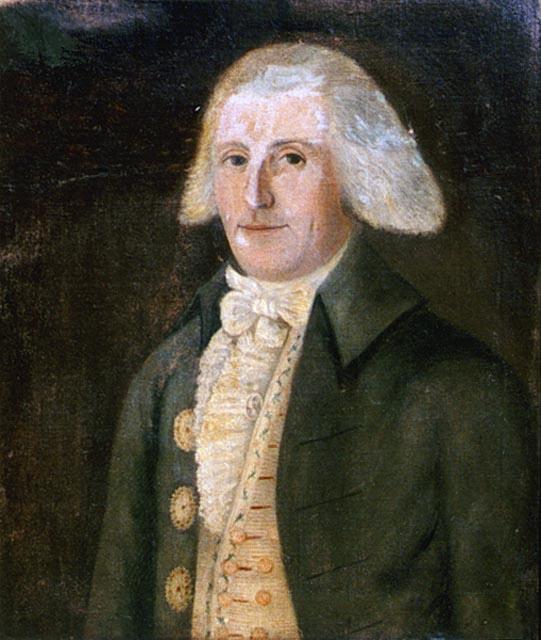 Denis Juchereau Louis St