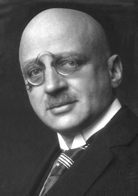 Fritz Haber, 1918