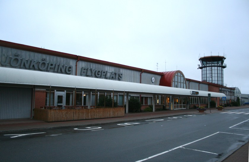 Bildresultat för jönköping airport