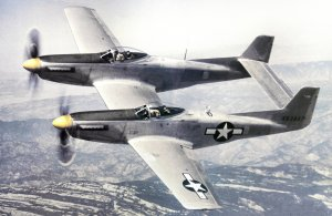 North American F82 Twin Mustang  Wikiwand