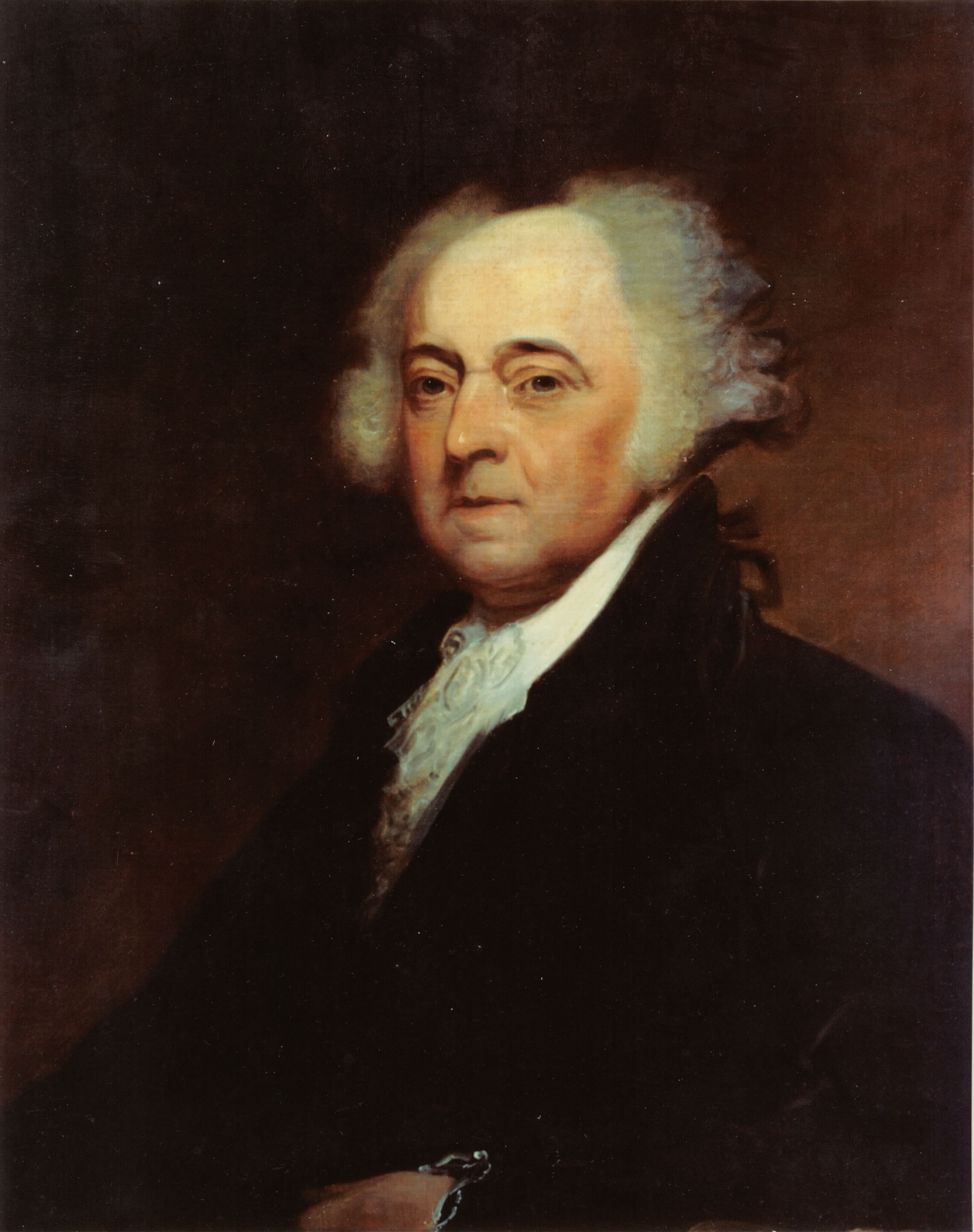 File Us Navy N G 001 A Painting Of President