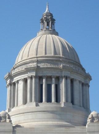 Cupola of the Legislative Building