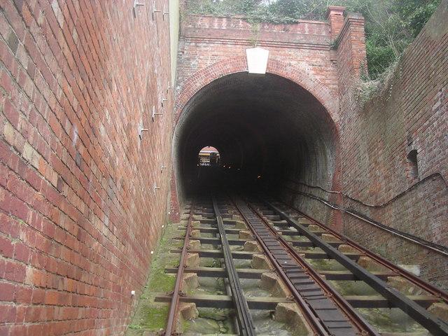 West Hill Cliff Railway Wikipedia