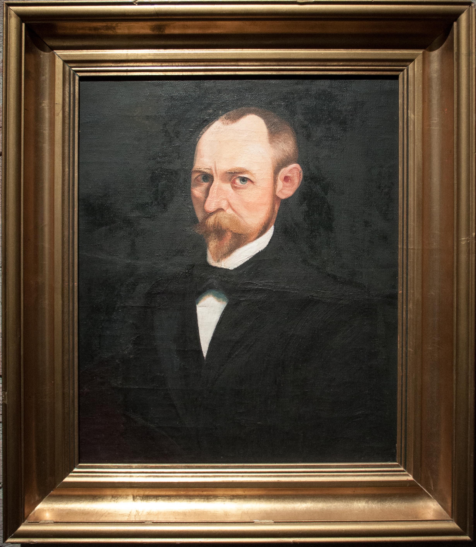File Csontvary Self Portrait With Frame C