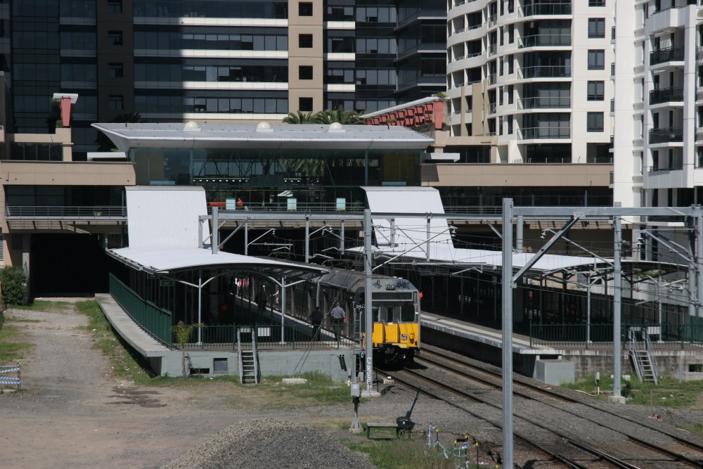History of Cityrail: Epping to Chatswood Line (2009) (2/4)
