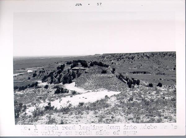 Village Carson Fort Kiowa