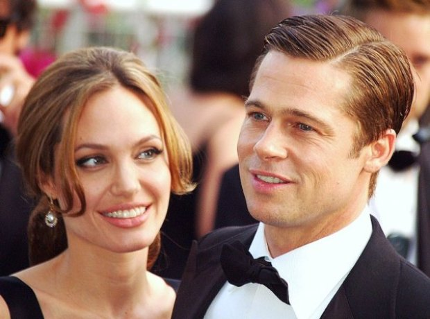 Angelina Jolie and Brad Pitt divorce