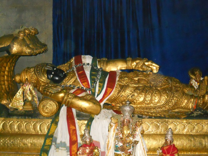 RanganathaSwamy, Reclining God, Indian Mythology, shravmusingswrites, #BlogchatterA2Z, #AtoZChallenge, #AtoZ2019