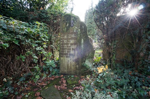 Grave-of-August-Sander---Melaten---Cologne---R0010655 - Michael Foerster RSMP