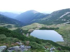 Horseback riding to Lala Lake - Rodnei Mountains National Park | Romania private tour