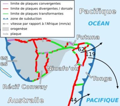 Niuafo'ou Plate - Wikipedia