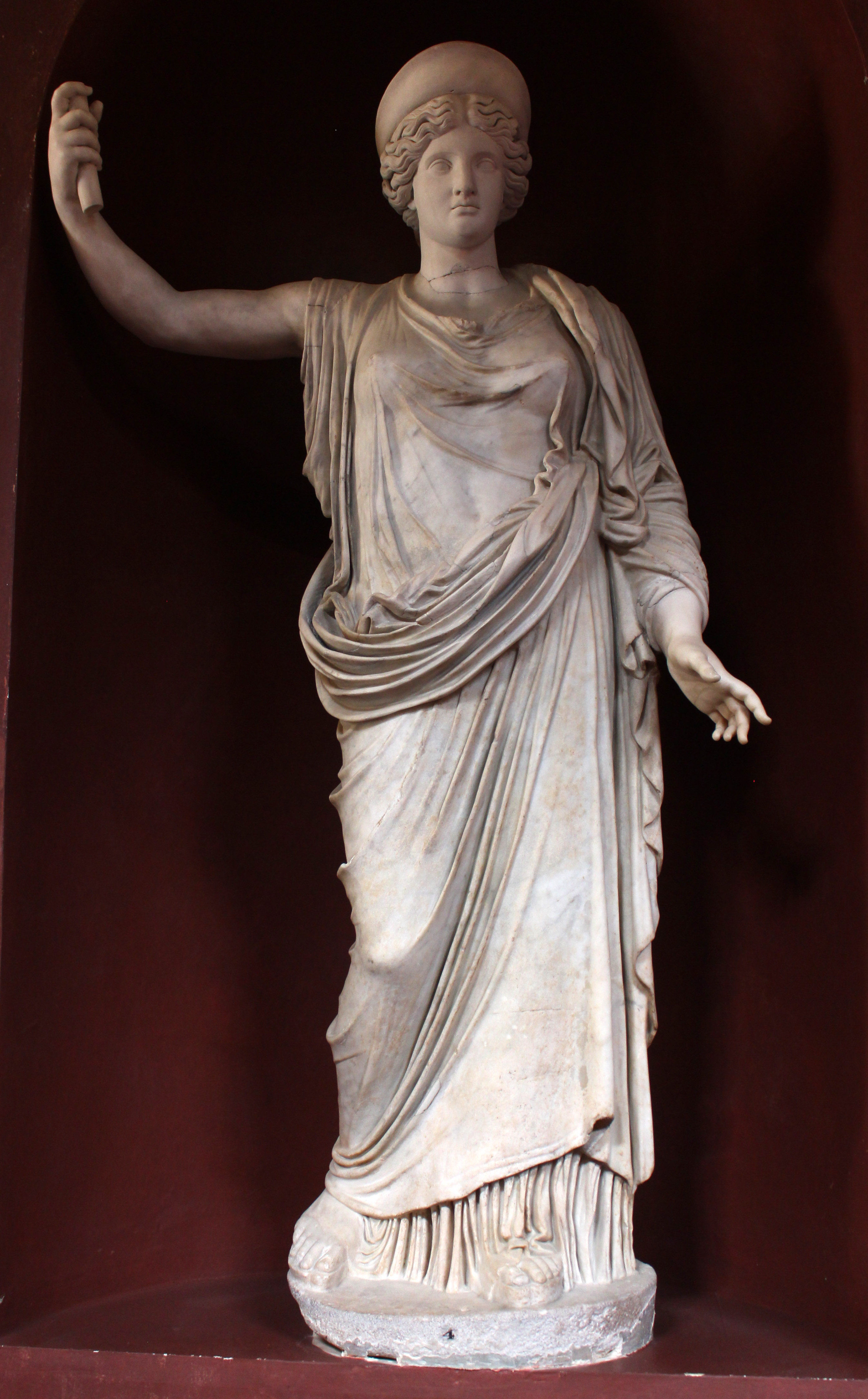 File Statue Of Hera Petworth House