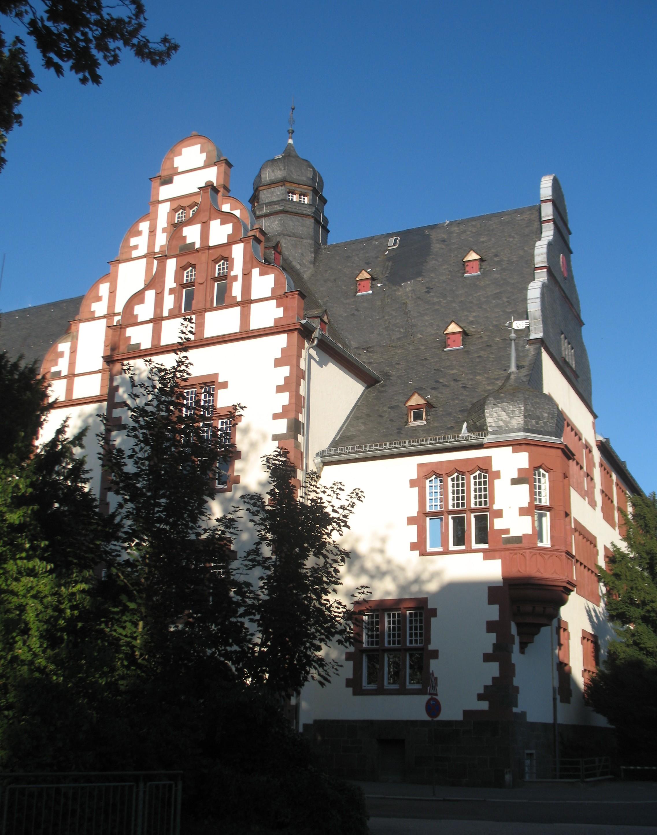 Datei Augustinerschule Friedberg Hessen Altbau