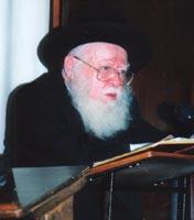 הרב אברהם אלקנה כהנא שפירא