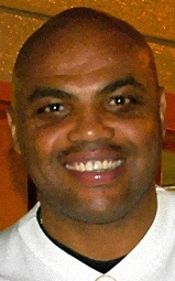 head shot of Charles Barkley