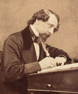 Dickens_by_Watkins_detail Save our words
