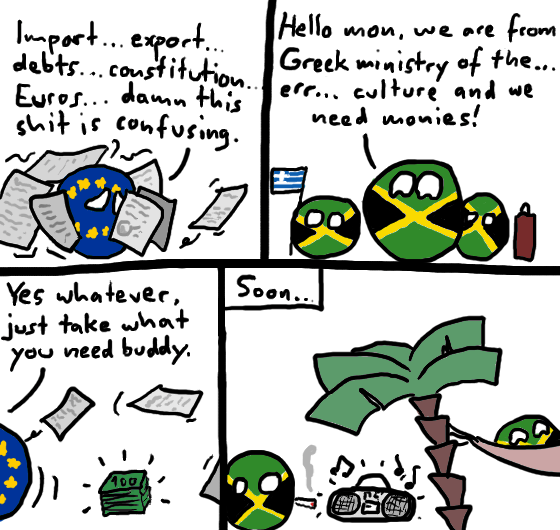 For The Sake Of Ordnung Polandball