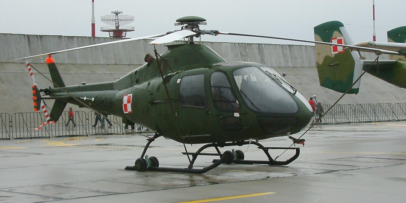 Ввс польши фото вертолеты
