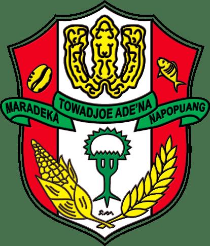 lambang pemerintahan kabupaten wajo