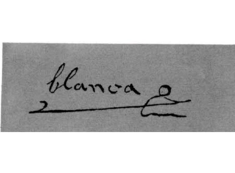 Firma Blanca de Navarra