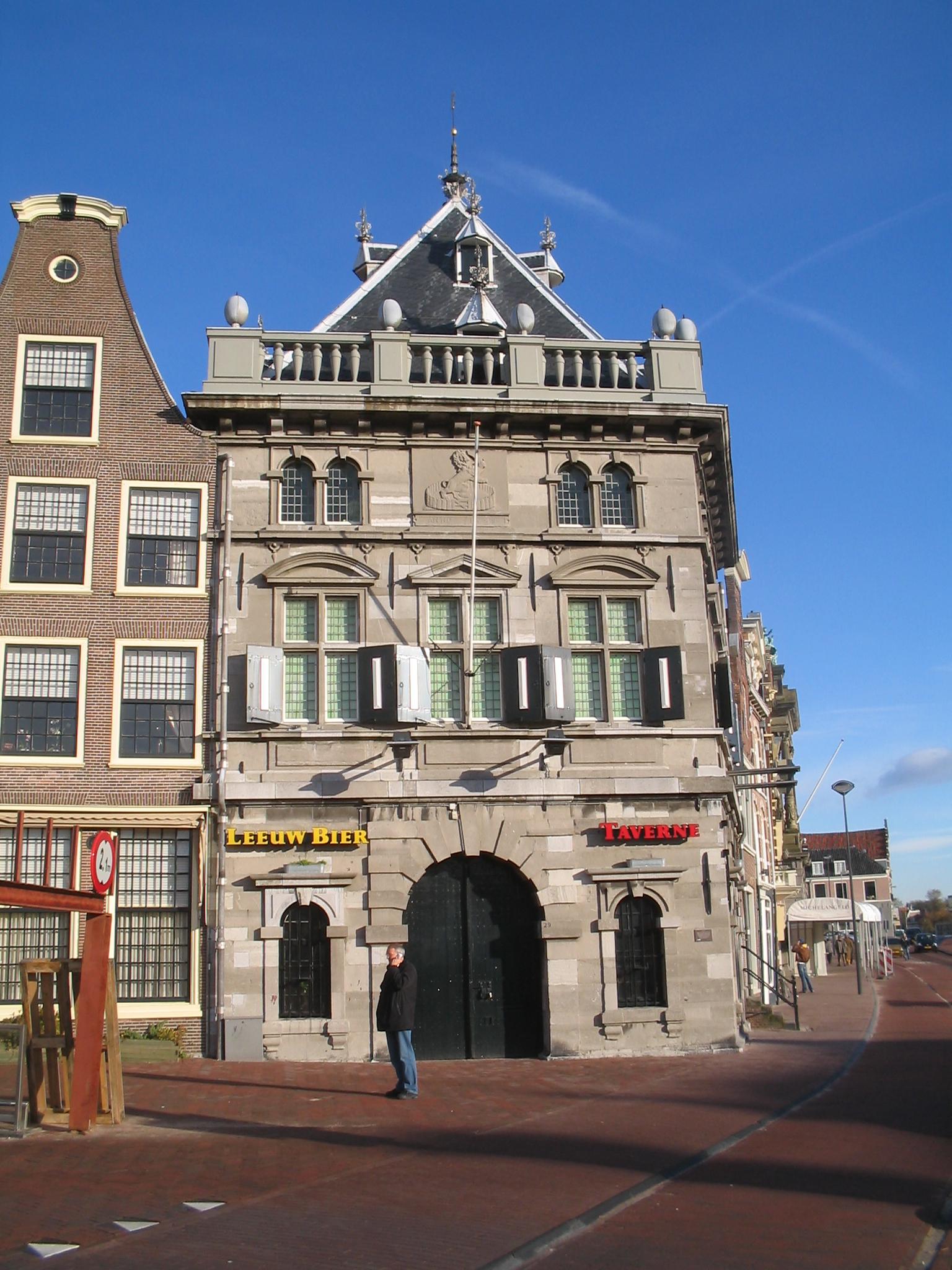 Waag in Haarlem