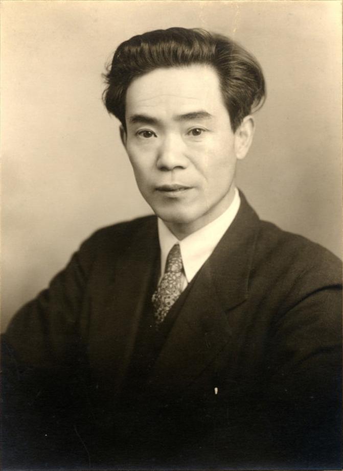 English: Nakaya Ukichiro 日本語: 中谷宇吉郎、明治33年(1900...