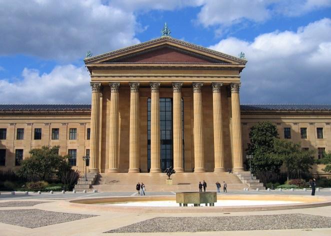 Image result for Philadelphia Museum of Art