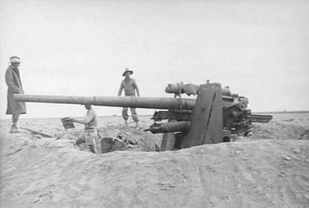 DAK 8.8cm Flak 36 2