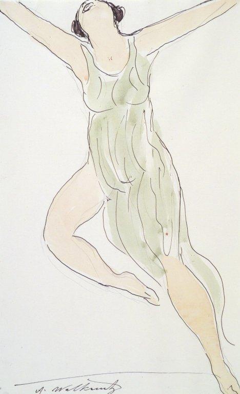 Isadora Duncan #29, c. 1915