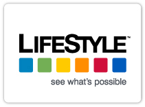 LifeStyle Channel logo
