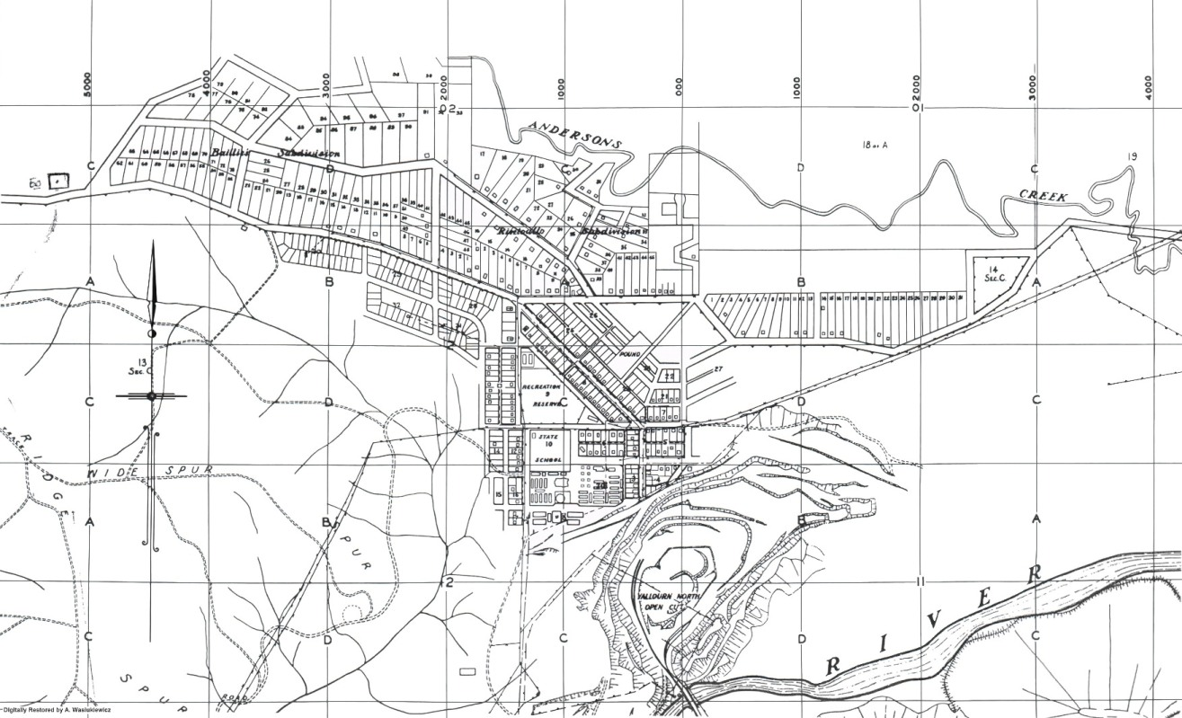 File Old Brown Coal Mine Map Yallourn North