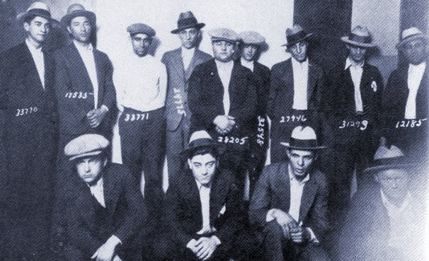 Irish Gangsters List Of The Most Infamous Irish Mobsters