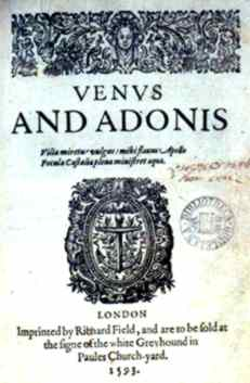 Shakespeare-Venus-und-Adonis-1593