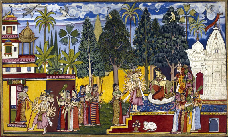 File:Sita at ashokavana.jpg