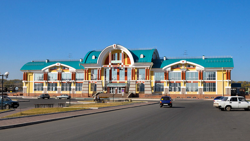 Biysk Travel Guide At Wikivoyage