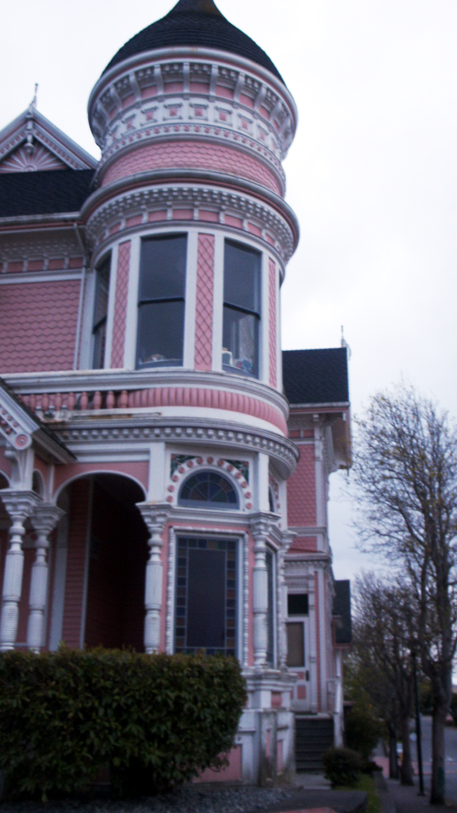 FileEureka CA Pink Lady Victorian Mansionjpg Wikimedia Commons