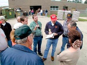 English: Stokes, NC, 09/16/1999 -- Pitt County...
