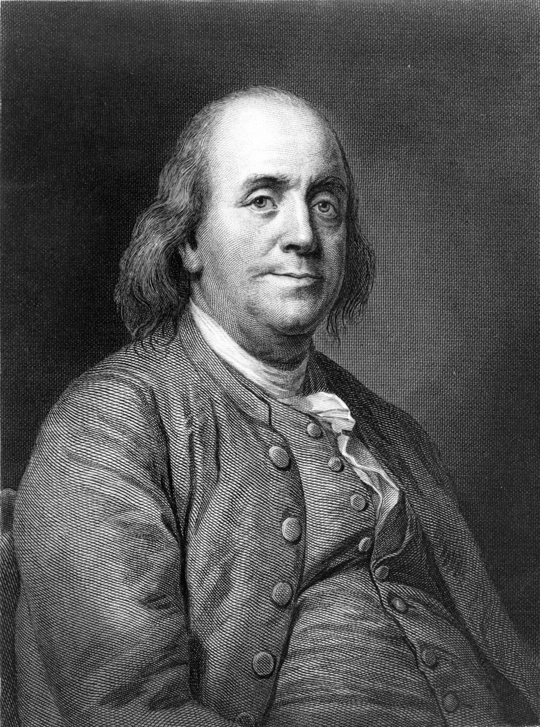 Benjamin Franklin e as pesquisas sobre eletricidade