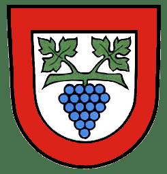 Deutsch: Wappen von Büsingen am Hochrhein Engl...